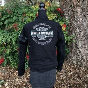 Harley-Davidson Jackets & Coats - Women's Genuine Harley Davidson Riding Jacket.